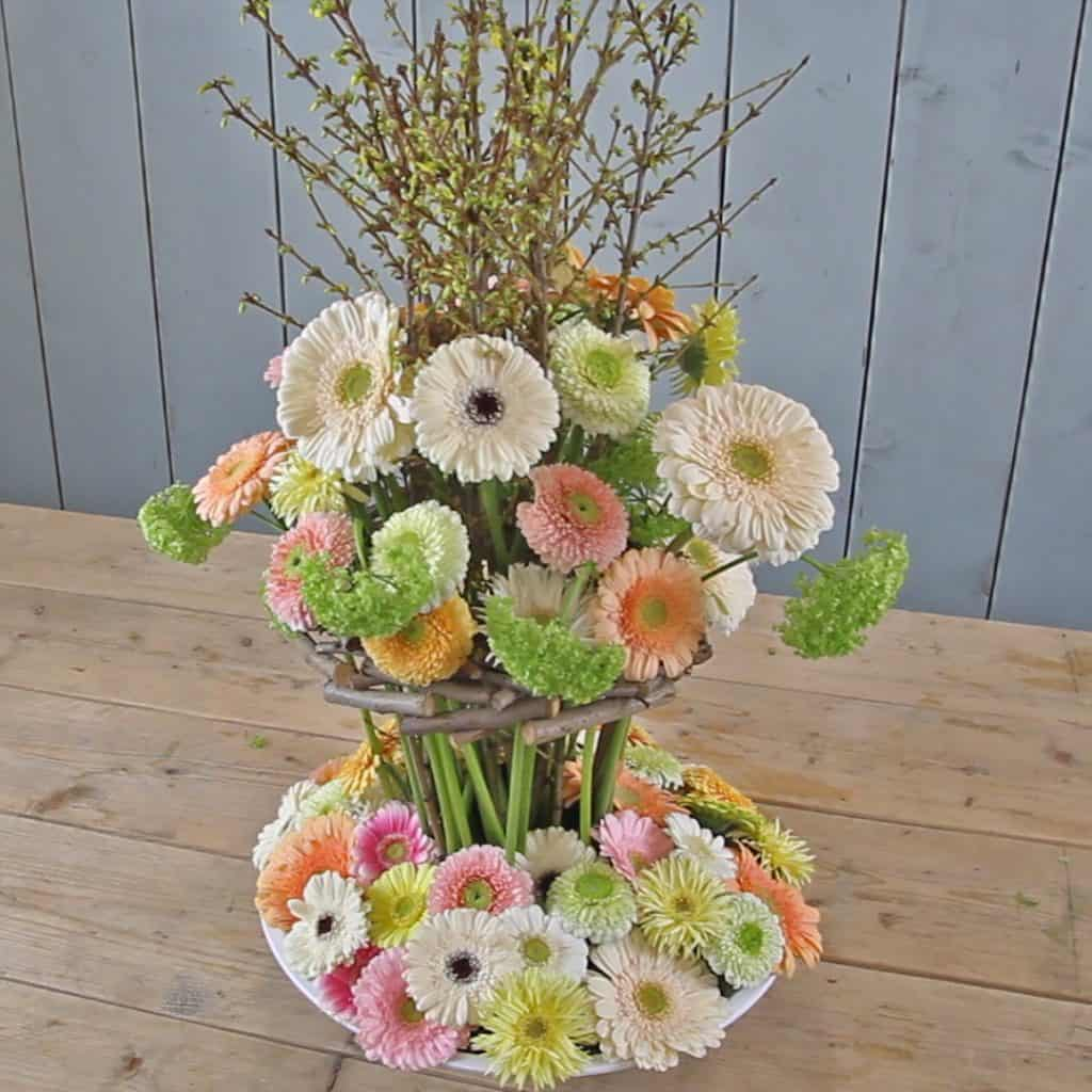 Stunning Centerpiece with Gerbera