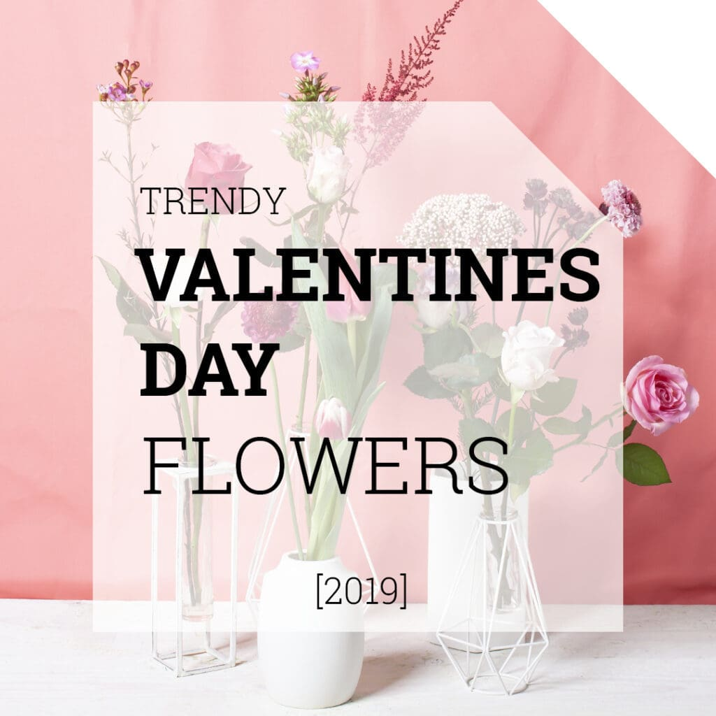 Trendy Valentines Day Flowers | Holex Flower