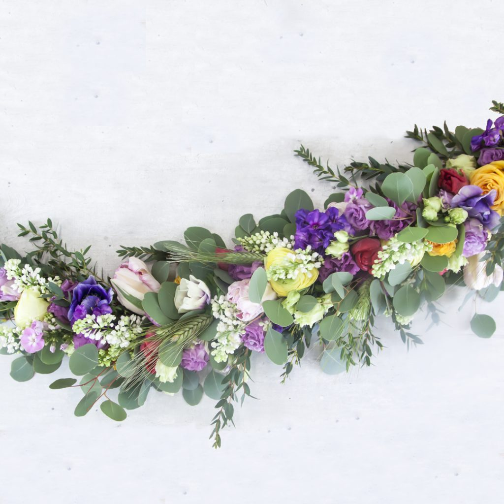 Spring Flower Garland | Holex Flower