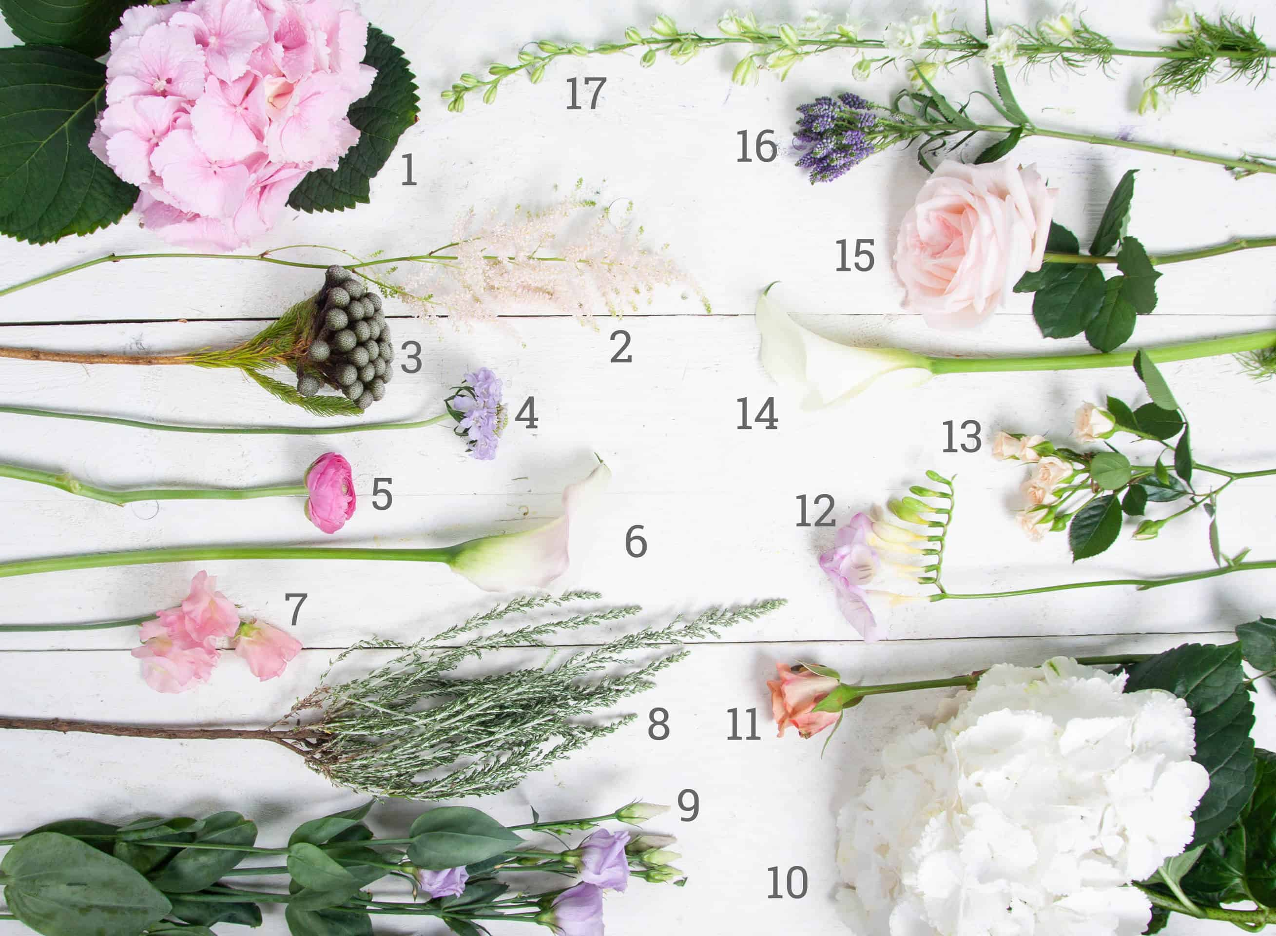 Spring Wedding Flowers | Holex Flower