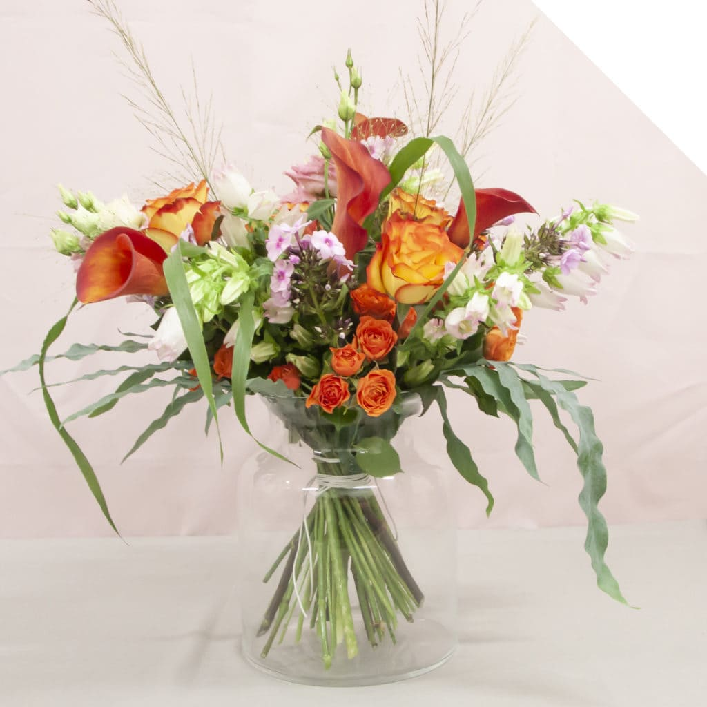 Indian Summer Bouquet | Holex Flower