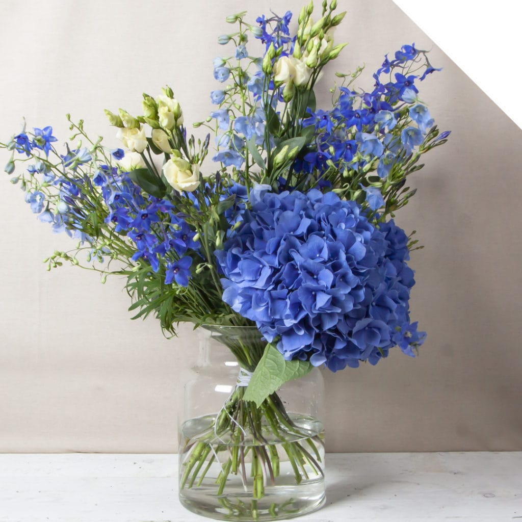 Blue Bouquet | Holex Flower