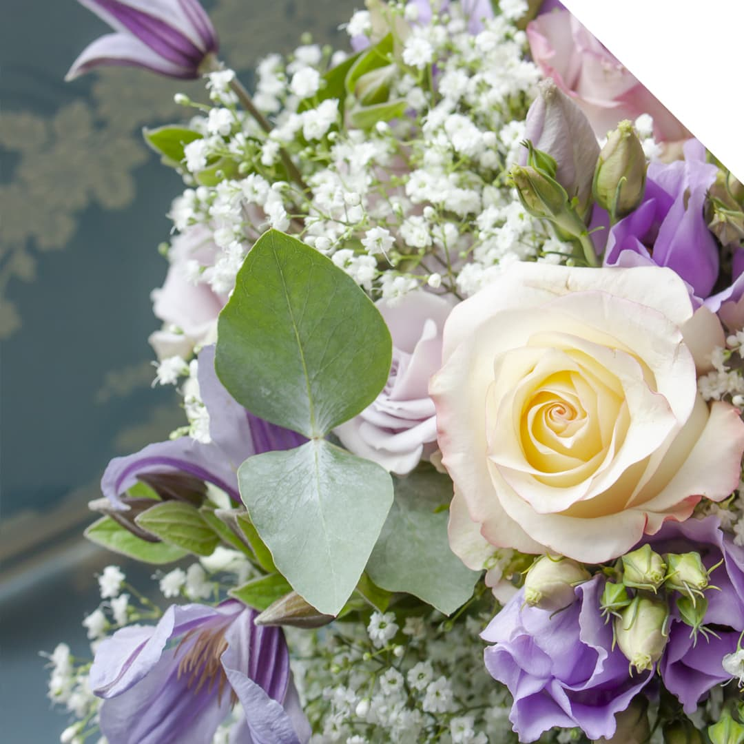 Romantic Wedding Bouquet | Holex Flower