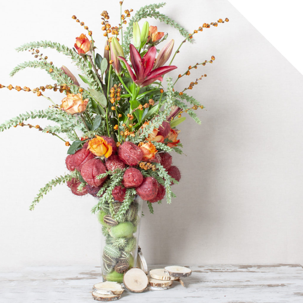 Creative Fall Centerpiece | Holex Flower