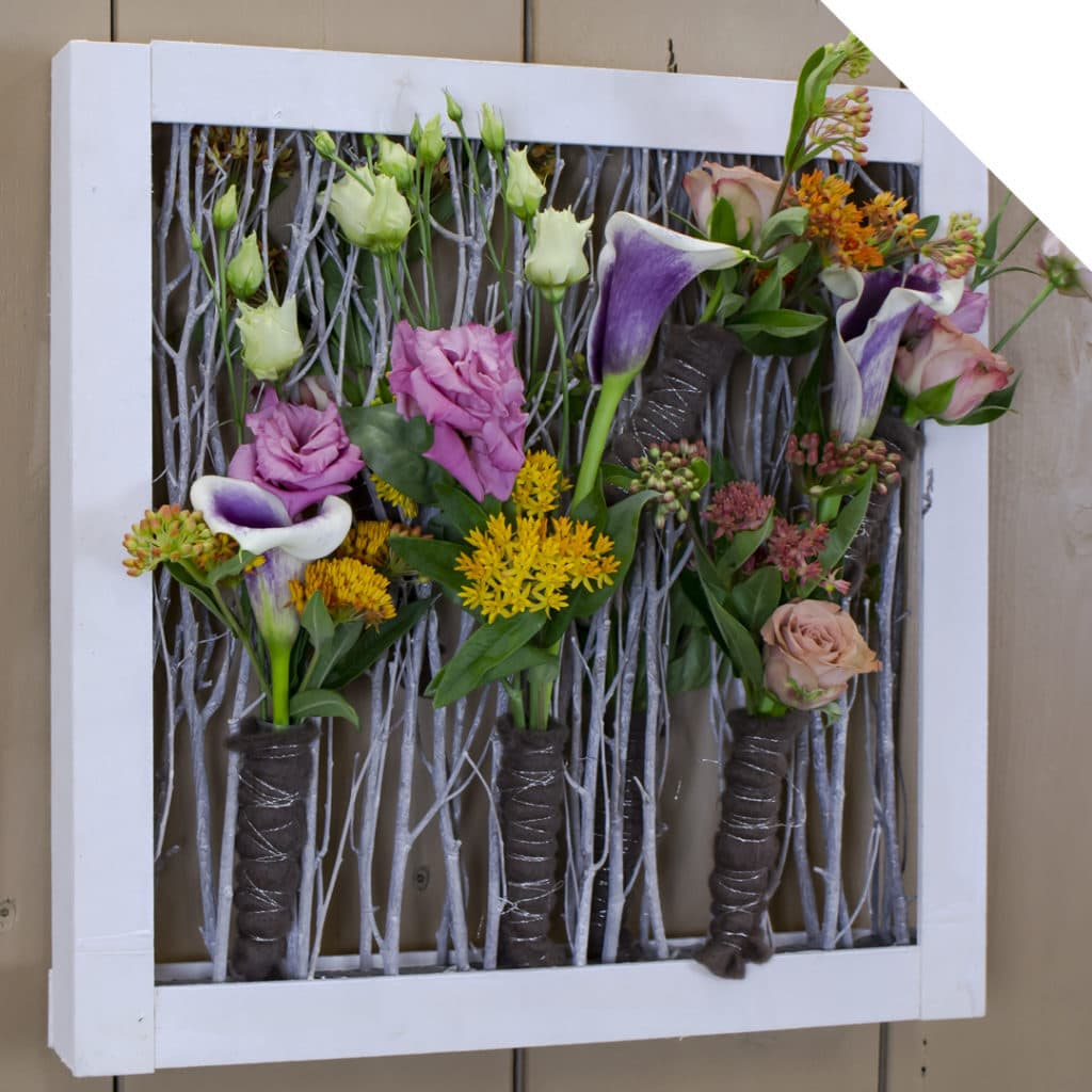 Creative Flower Frame | Holex Flower