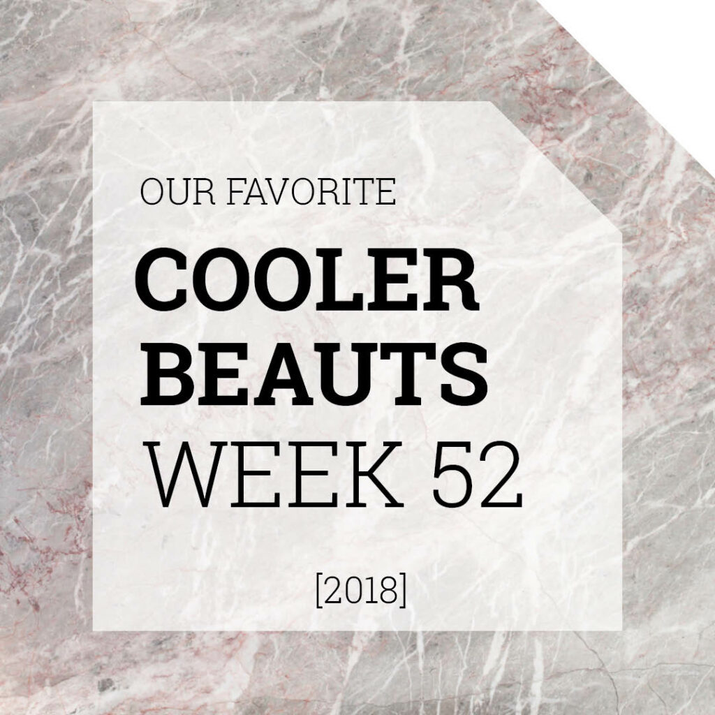 Cooler Beauts Week 52 | Holex Flower
