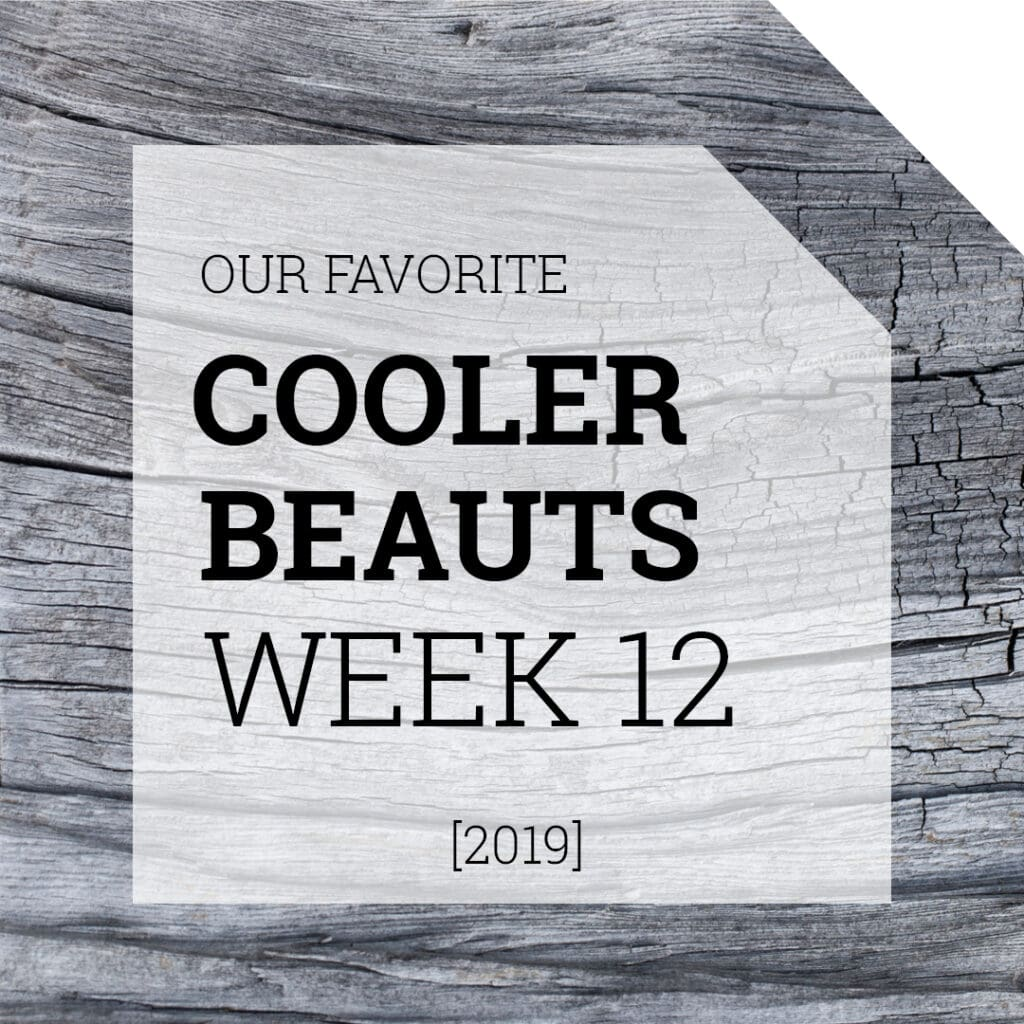 Week 12 Cooler Beauts Holex