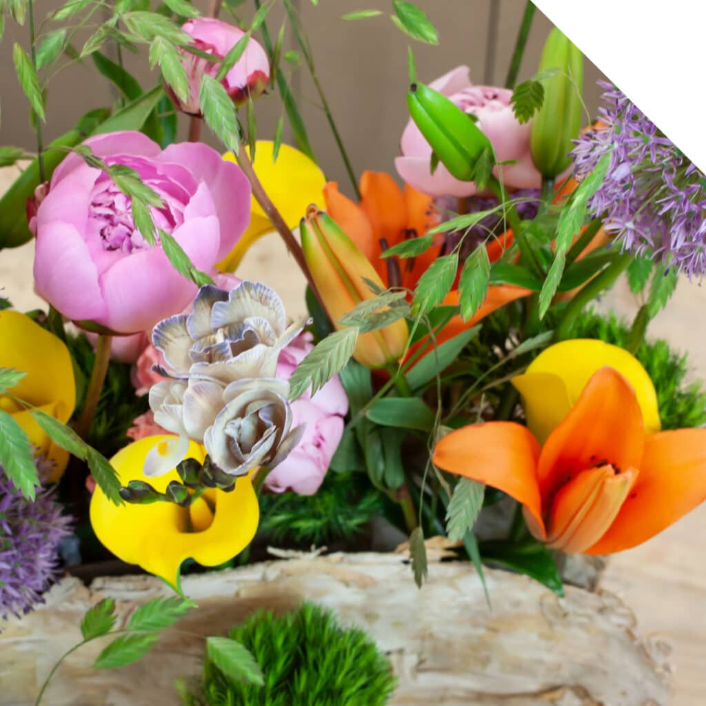 Easter Centerpiece Design