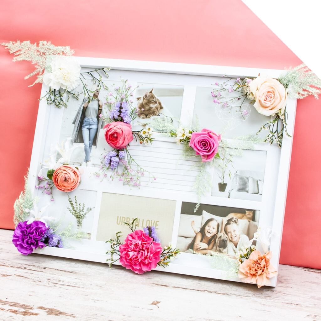 Mothers Day Picture Frame | Holex Flower
