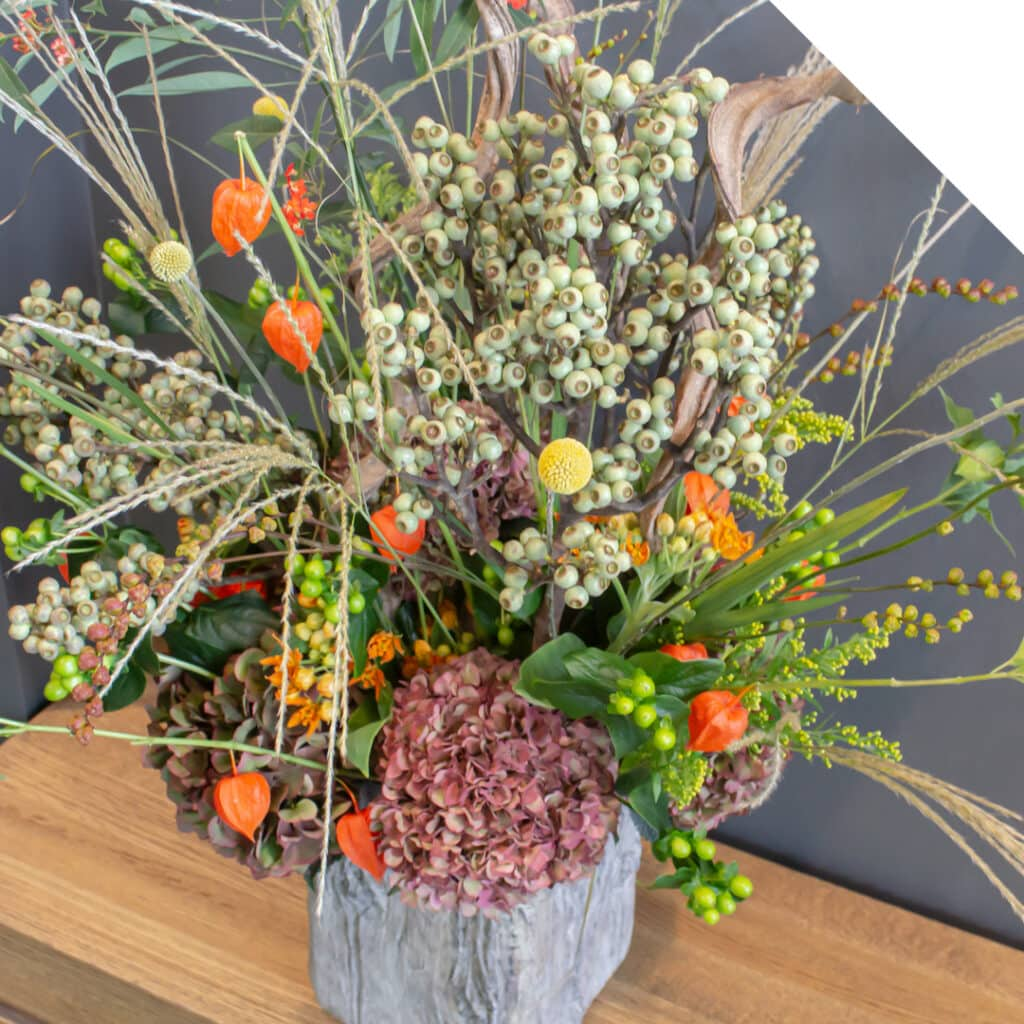 Fall Centerpiece | Holex Flower
