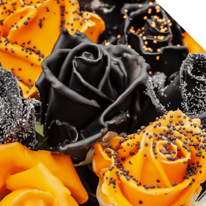 Halloween Flowers by Holex Flower
