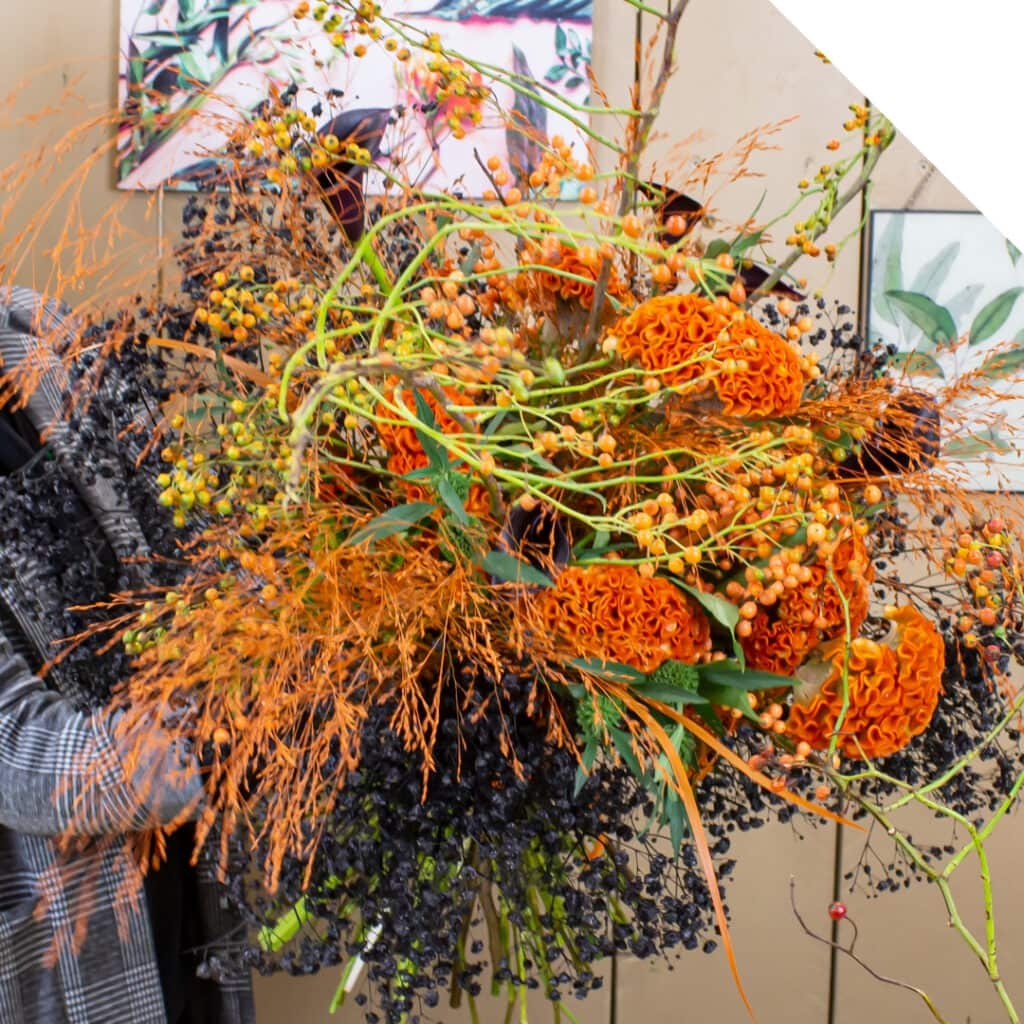 Halloween Bouquet | Holex Flower