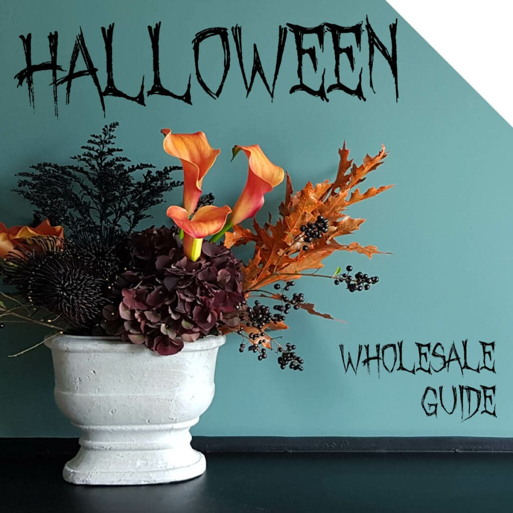 Halloween Flowers Wholesale Guide