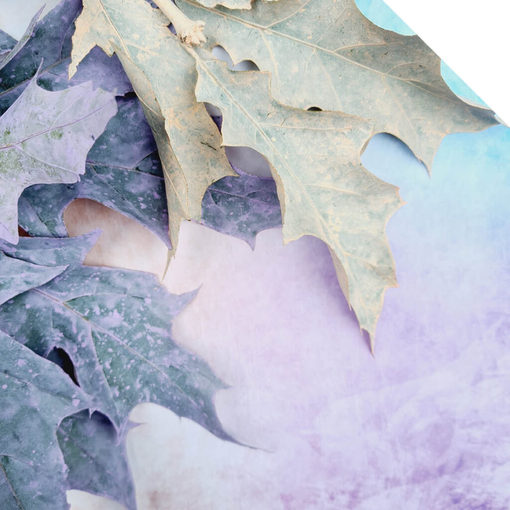 Dyed Fall Flowers and Greens | Holex Flower
